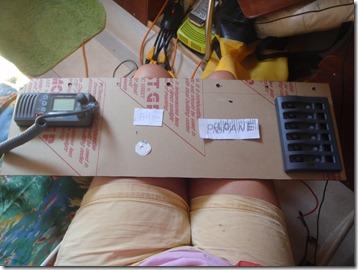 Make Electronics Panel by Velocir