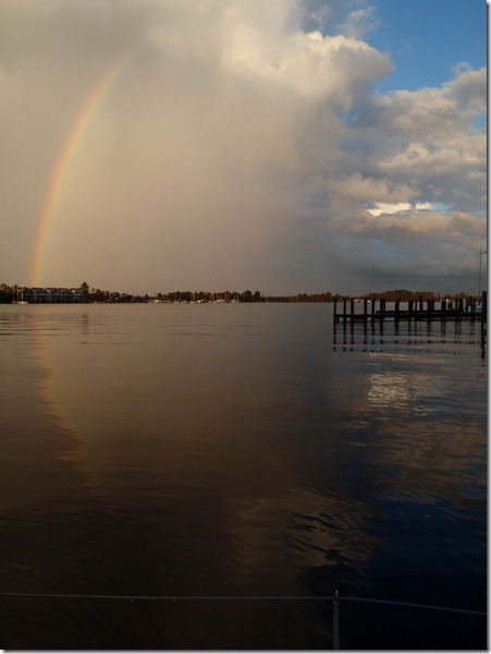 Elizabeth City Rainbow by Velocir