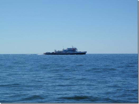 Ocracoke Ferry by Velocir