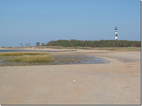 Cape Lookout Lighthouse by Velocir