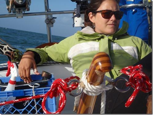 Sailing Velocir Offshore