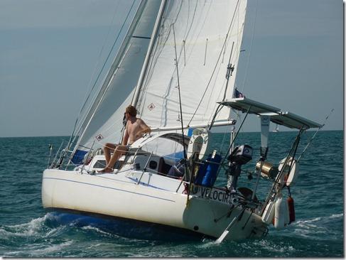 Sailing Velocir Albin Vega