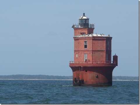 Chesapeake Bay Lighthouse by Velocir