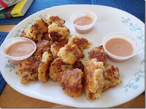 Conch Fritters by Velocir