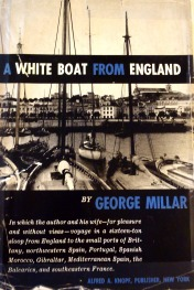 A White Boat From England - George Millar