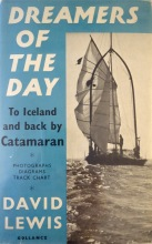 Dreamers of the Day to Iceland and back by Catamaran - David Lewis