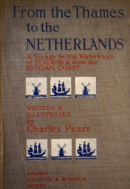 From the Thames to the Netherlands - Charles Pears (2)