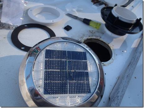 Solar Vent Installation by Velocir