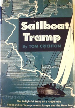 Sailboat Tramp - Tom Crichton