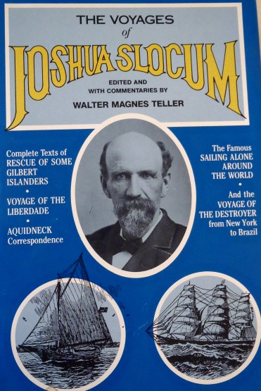 The Voyages of Joshua Slocum - Walter Magnes Teller