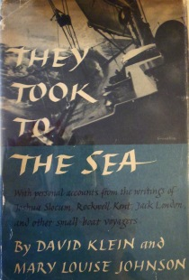 They Took To the Sea - David Klein and May Louise Johnson