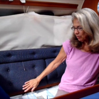 I'm On A Boat–Creating a Cozy Boat Home