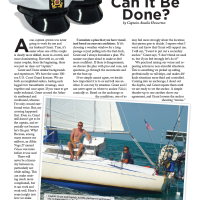 Co-Captaining,Can It Be Done? - Article in SpinSheet Magazine!